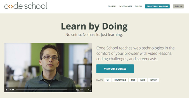 codeschool-learn-by-doing