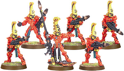 Eldar_Fire_Dragon_Squad